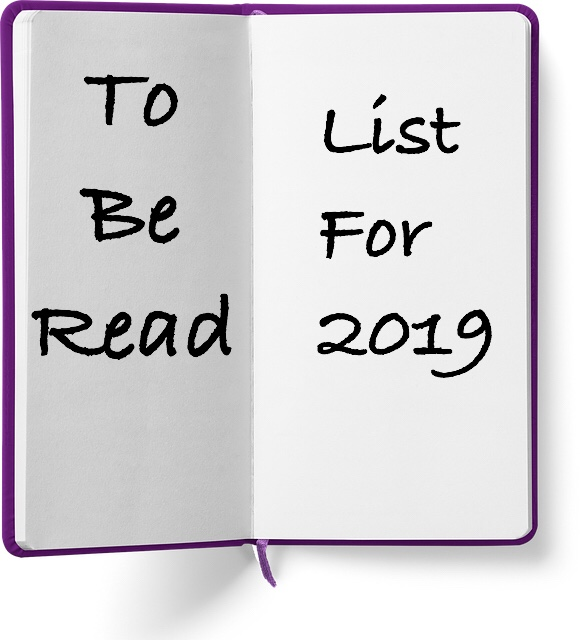 To Be Read List for 2019