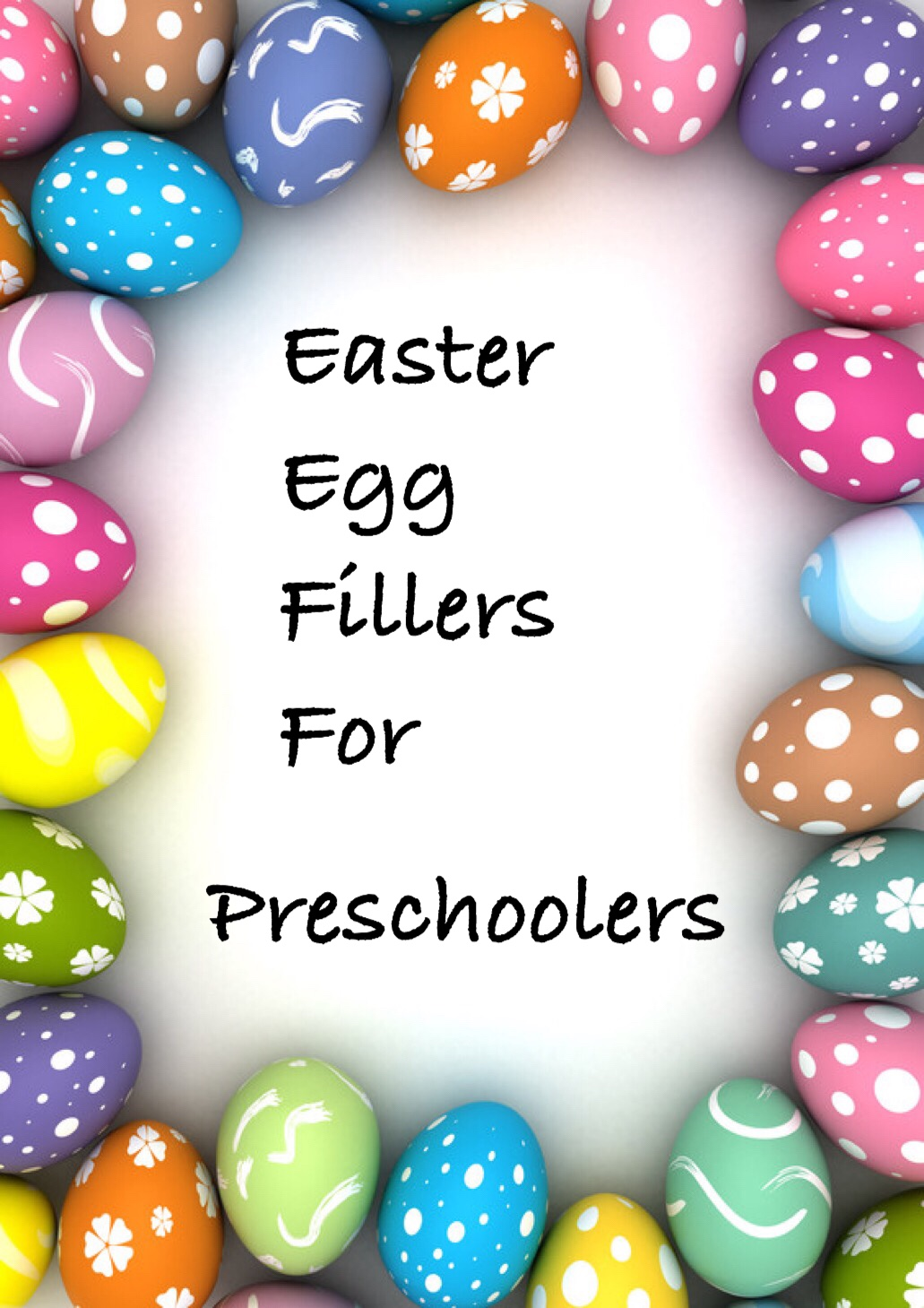 Easter Egg Fillers pin