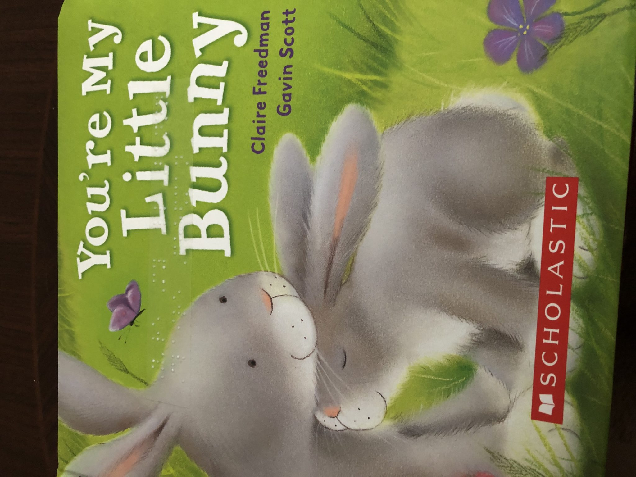 You're My Little Bunny book cover