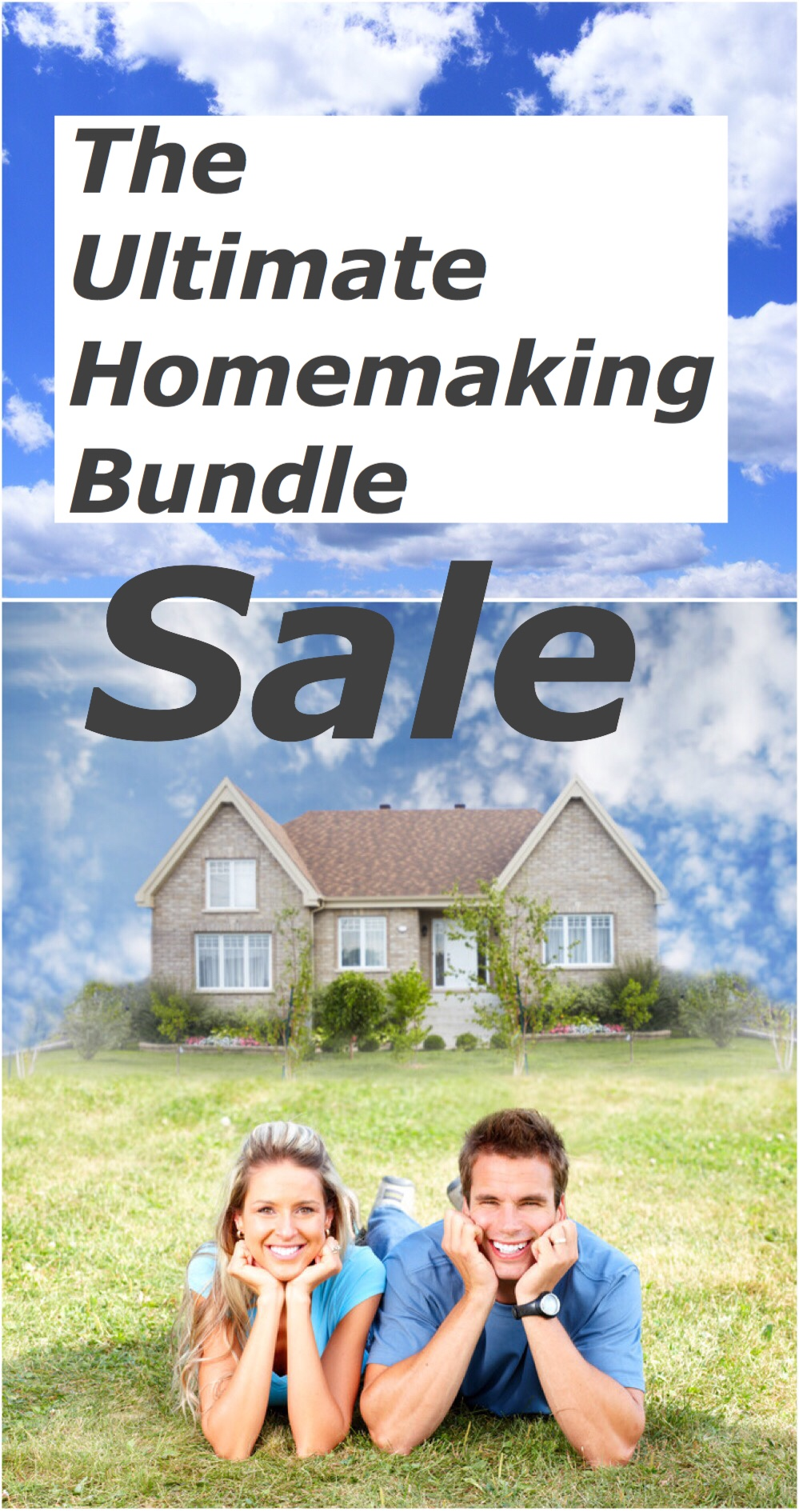 Ultimate Homemaking Bundle pin