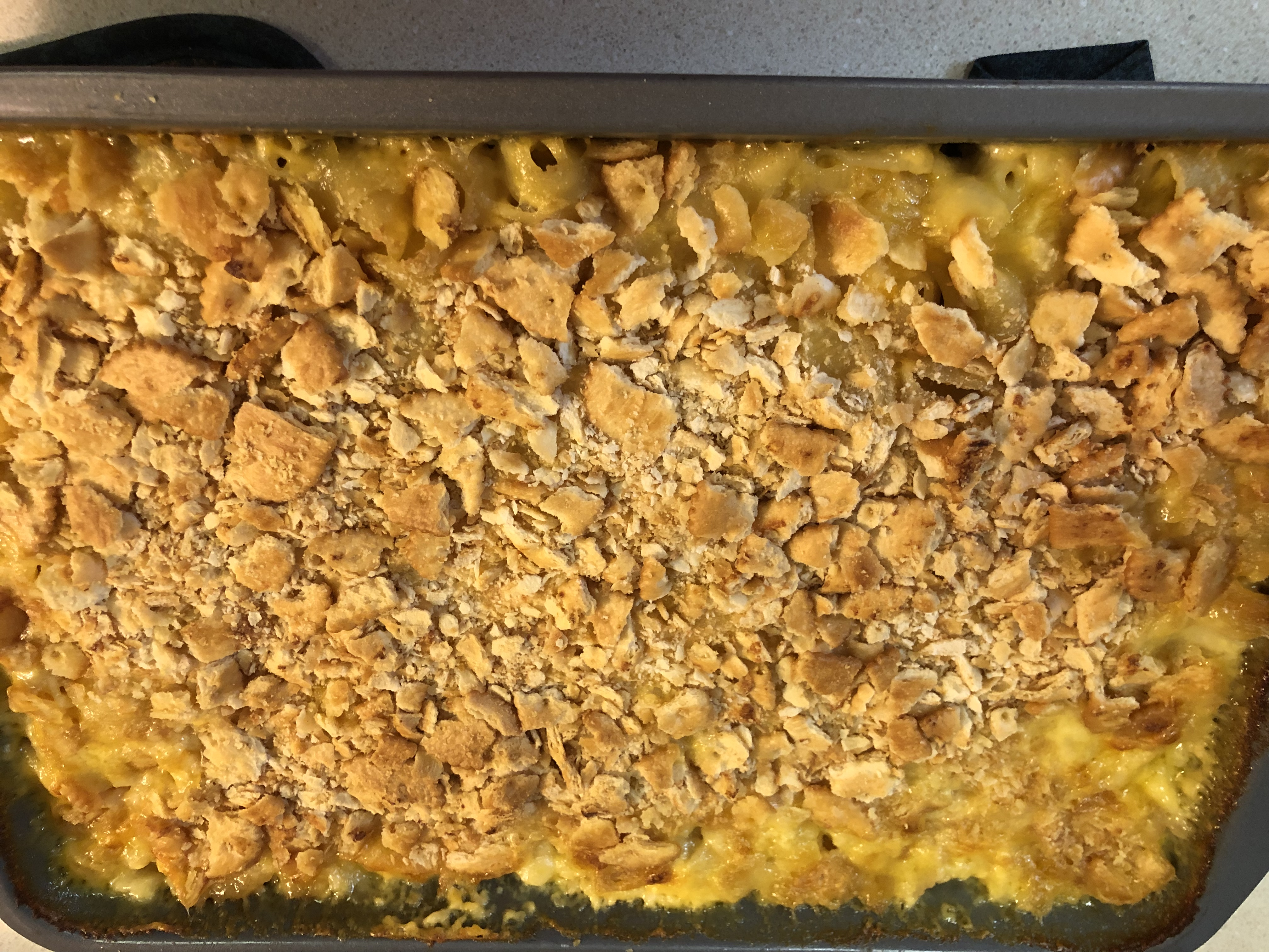 Famous mac and cheese