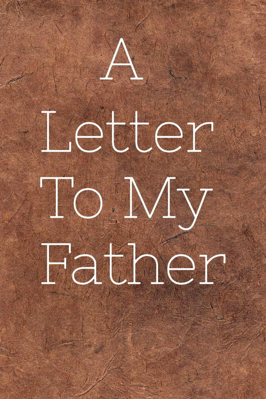 A Letter to My Father pin