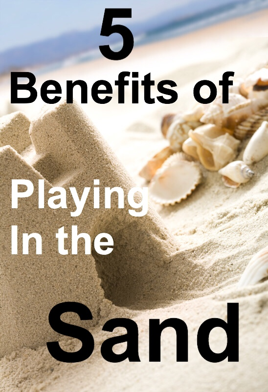 5 Benefits of playing in the sand pin