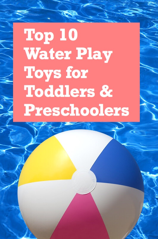 Top 10 Water Play Toys Beach Ball pin