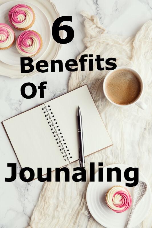 6 benefits of journaling pin