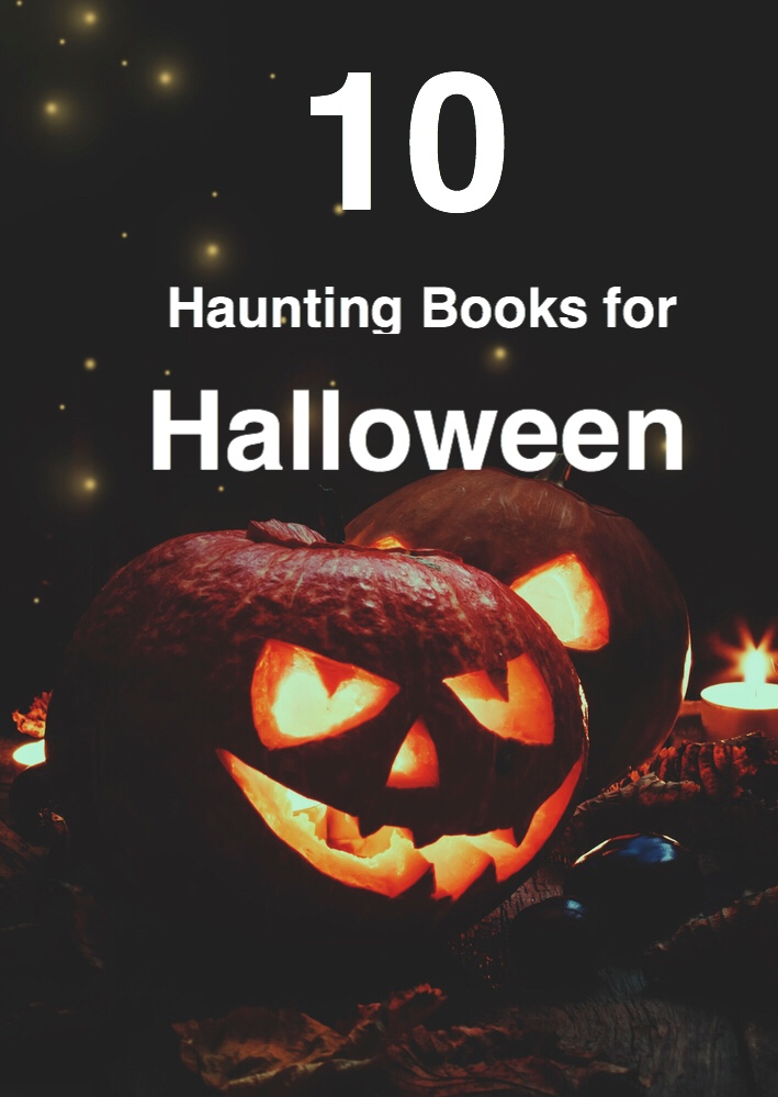 10 Haunted books pin