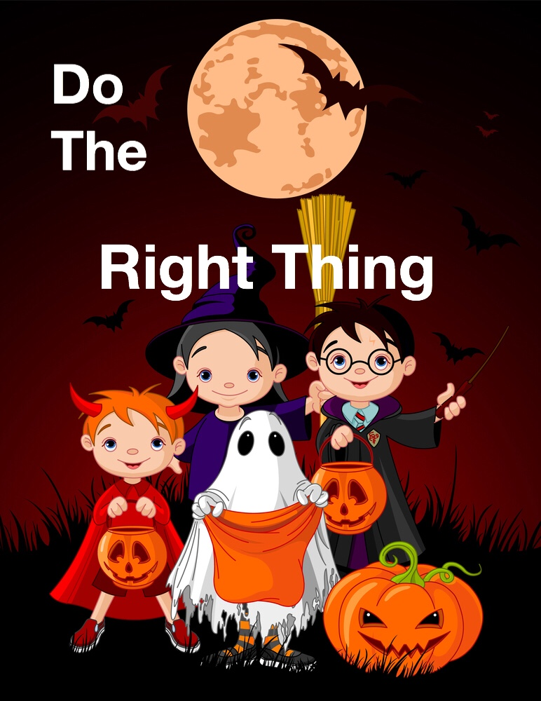 Do the Right Thing pin
