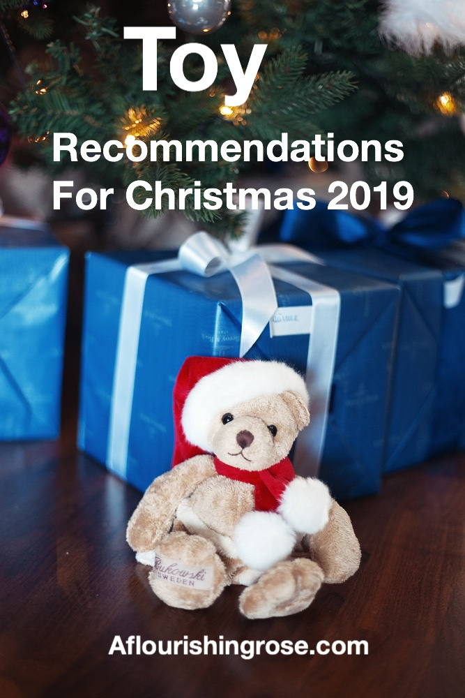 Toy Recommendations for Christmas 2019