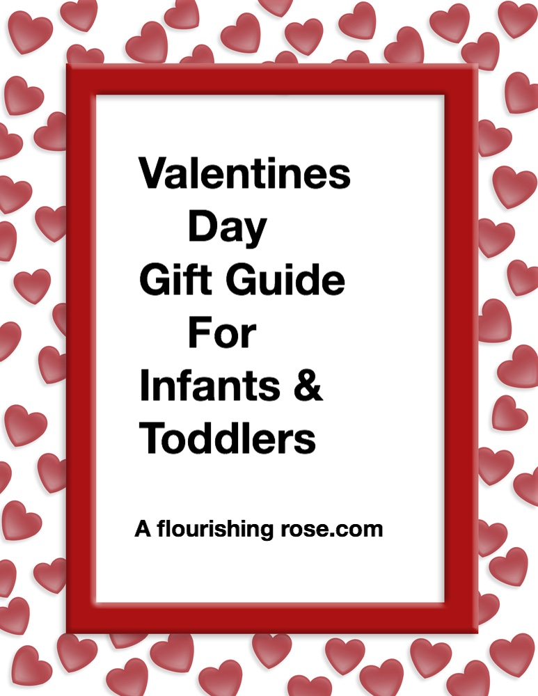 Valentines Day Gift Guide for Infants and Toddlers