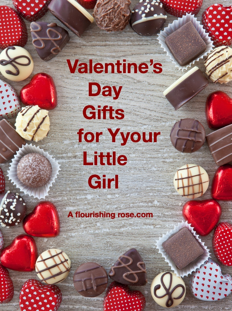 Valentine's Day Gifts for Little Girls