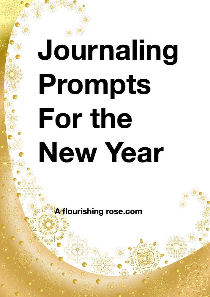 Journaling Prompts for the New Year