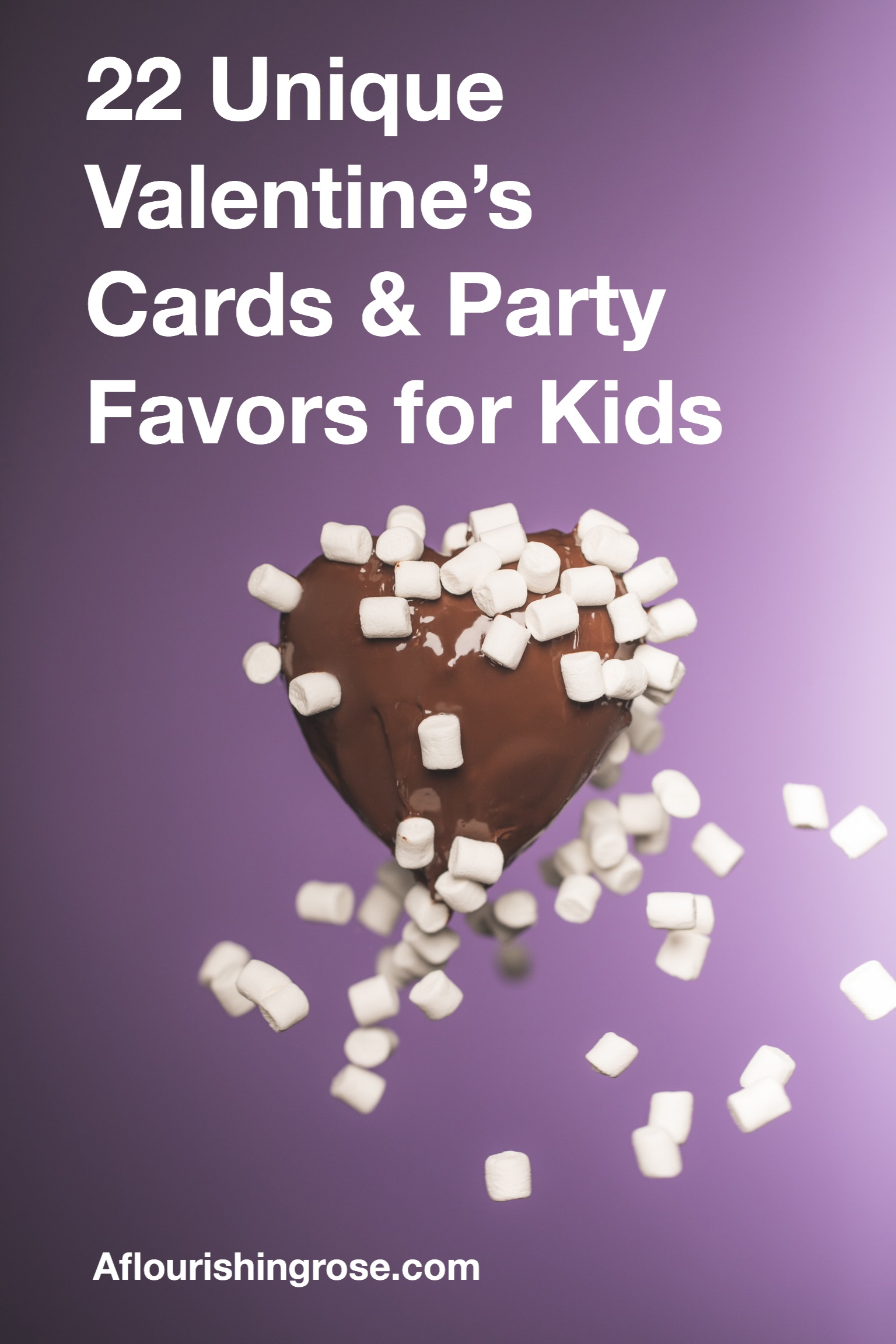 22 Unique Valentine's Cards and Party Favors for Kids