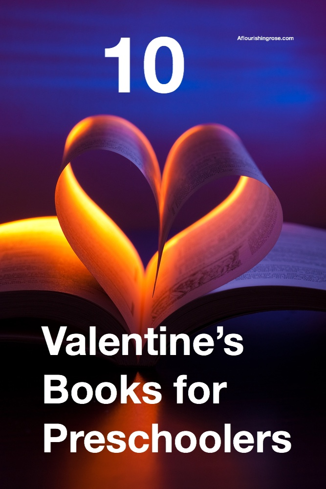10 Valentine's Books for Preschoolers